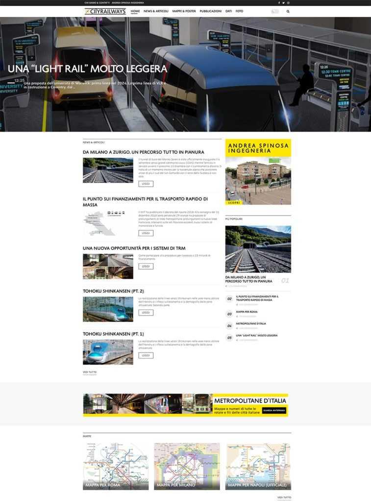 cityrailways com