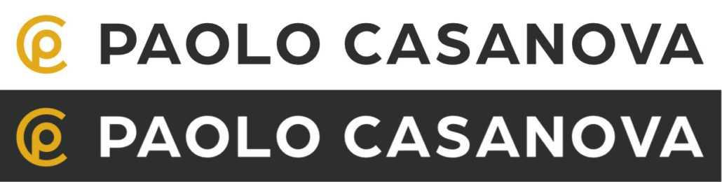 PaoloCasanovaLogo pittogramma logotipo